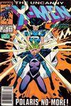 Uncanny X-Men #250 comic books for sale