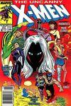 Uncanny X-Men #253 comic books for sale