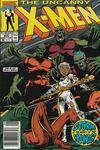 Uncanny X-Men #265 comic books for sale
