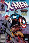 Uncanny X-Men #268 comic books for sale