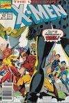 Uncanny X-Men #273 comic books for sale