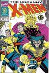 Uncanny X-Men #275 comic books for sale