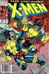 Uncanny X-Men #277 comic books for sale
