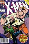 Uncanny X-Men #278 comic books for sale