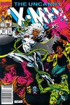 Uncanny X-Men #291 comic books for sale