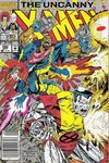 Uncanny X-Men #292 comic books for sale