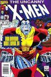 Uncanny X-Men #302 Comic Books - Covers, Scans, Photos  in Uncanny X-Men Comic Books - Covers, Scans, Gallery