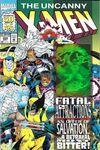 Uncanny X-Men #304 Comic Books - Covers, Scans, Photos  in Uncanny X-Men Comic Books - Covers, Scans, Gallery