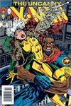 Uncanny X-Men #305 Comic Books - Covers, Scans, Photos  in Uncanny X-Men Comic Books - Covers, Scans, Gallery