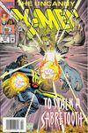 Uncanny X-Men #311 Comic Books - Covers, Scans, Photos  in Uncanny X-Men Comic Books - Covers, Scans, Gallery