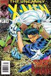 Uncanny X-Men #312 Comic Books - Covers, Scans, Photos  in Uncanny X-Men Comic Books - Covers, Scans, Gallery