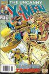 Uncanny X-Men #313 Comic Books - Covers, Scans, Photos  in Uncanny X-Men Comic Books - Covers, Scans, Gallery