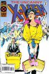 Uncanny X-Men #318 comic books for sale