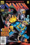 Uncanny X-Men #323 Comic Books - Covers, Scans, Photos  in Uncanny X-Men Comic Books - Covers, Scans, Gallery
