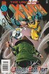Uncanny X-Men #329 comic books for sale
