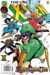 Uncanny X-Men #330 comic books for sale