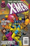 Uncanny X-Men #334 comic books for sale