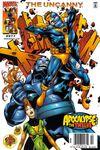 Uncanny X-Men #377 Comic Books - Covers, Scans, Photos  in Uncanny X-Men Comic Books - Covers, Scans, Gallery