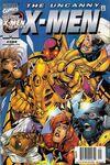 Uncanny X-Men #384 Comic Books - Covers, Scans, Photos  in Uncanny X-Men Comic Books - Covers, Scans, Gallery