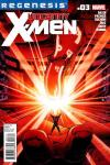Uncanny X-Men #3 comic books for sale