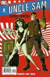 Uncle Sam and the Freedom Fighters #3 comic books for sale