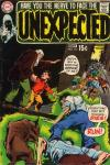Unexpected #121 comic books for sale