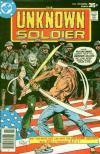 Unknown Soldier #209 comic books for sale