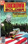 Unknown Soldier #216 comic books for sale