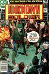 Unknown Soldier #220 comic books for sale