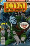 Unknown Soldier #222 comic books for sale