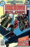 Unknown Soldier #224 comic books for sale