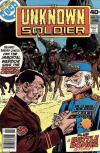 Unknown Soldier #228 comic books for sale