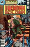 Unknown Soldier #230 comic books for sale