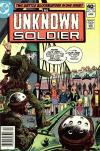 Unknown Soldier #238 comic books for sale