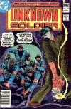 Unknown Soldier #239 comic books for sale