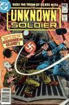 Unknown Soldier #240 comic books for sale