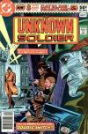 Unknown Soldier #243 comic books for sale
