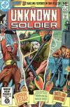 Unknown Soldier #254 comic books for sale