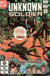 Unknown Soldier #265 Comic Books - Covers, Scans, Photos  in Unknown Soldier Comic Books - Covers, Scans, Gallery