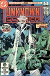 Unknown Soldier #268 Comic Books - Covers, Scans, Photos  in Unknown Soldier Comic Books - Covers, Scans, Gallery