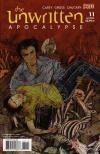 Unwritten: Apocalypse #11 comic books for sale