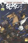 Usagi Yojimbo: Senso comic books