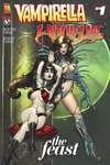 Vampirella/Witchblade: The Feast Comic Books. Vampirella/Witchblade: The Feast Comics.