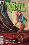 Veil #4 comic books for sale
