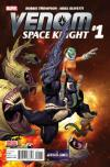 Venom: Space Knight Comic Books. Venom: Space Knight Comics.
