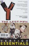 Vertigo Essentials: Y The Last Man Comic Books. Vertigo Essentials: Y The Last Man Comics.