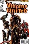 Villains United #1 comic books for sale