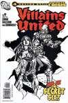 Villains United #2 comic books for sale