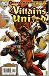 Villains United #5 comic books for sale