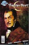 Vincent Price Presents Comic Books. Vincent Price Presents Comics.